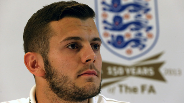 Jack Wilshere: Smoking lesson learned ahead of World Cup qualifier - video
