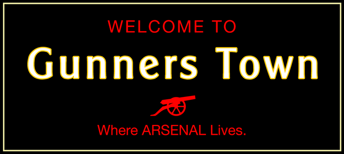 Welcome To Gunners Town
