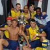 Arsenal's British core is developing a taste for silver...