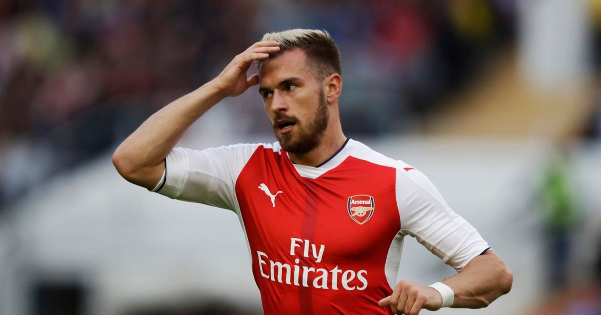Aaron Ramsey World Class Or Bang Average 8 Tips For Arsenals