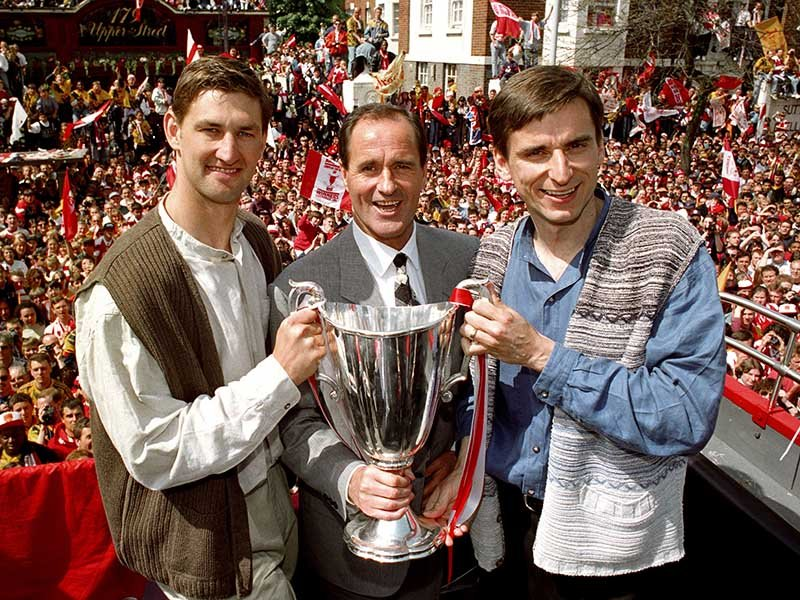 Part 3; George Graham, The Manager, the Later Years | Gunners Town
